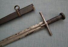 Antique North African Sudanese Islamic Sword Kaskara Mahdist 19th Century Sudan