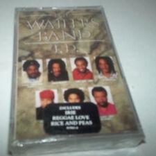 The Wailers Band I.D.  Cassette Brand New Sealed reggae bob marley