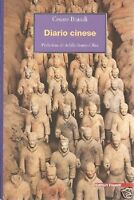 Diario cinese - Cesare Brandi,  2002,  Editori Riuniti