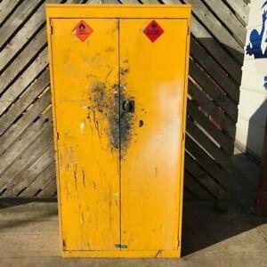 2 Door Chemical Cupboard
