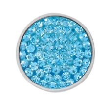 Ginger Snaps™ Sugar Snap- Aquamarine Jewelry - Buy 4, Get 5Th $6.95 Snap Free
