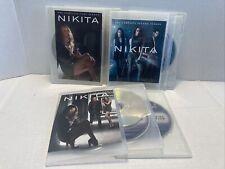 Nikita Season 1-3 DVD Bundle (DV5)