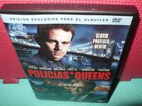 POLICIAS DE QUEENS - PACINO - LIOTTA - BINOCHE -  dvd