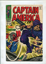 CAPTAIN AMERICA #108 (7.0) TARGET OF THE TRAPSTER!