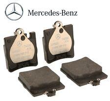 NEW Genuine Mercedes W210 S210 E300 E420 E430 Rear Brake Pad Set