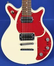 First Act Volkswagen Garagemaster White Electric Guitar w/ Gig Bag and Orig Box