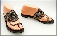 I LOVE BILLY WOMEN'S FLATS FASHION THONGS SANDALS SHOES SIZE 6, 37