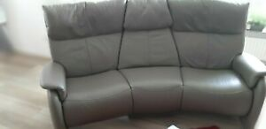 Himolla Trapezsofa mit 2 X Relaxfunktion