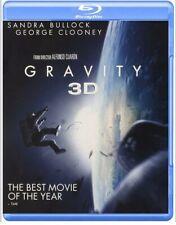 Gravity w/ Slipcover (3D + 2D Blu-ray, 2 Discs, Region Free) *BRAND NEW/SEALED*