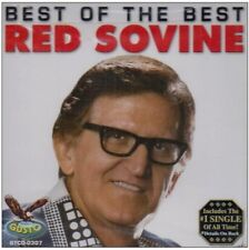 Best Of The Best - Red Sovine (CD Used Very Good)