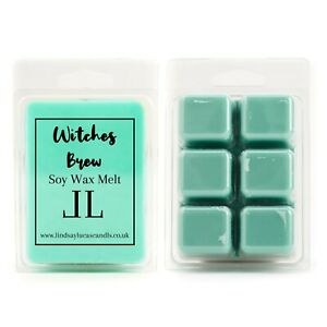 witches brew spooky halloween strong soy wax melts tarts