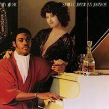 Samuel Jonathan Johnson My Music vinyl lp 2019 reissue BEWITH066LP rare soul