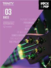 Trinity College: Rock & Pop 2018 Bass Grade 3