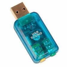 Carte son externe 5.1 sur port USB