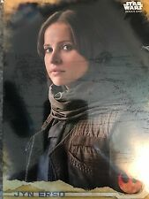 """2016 Star Wars Rogue One-Series1 5""""x7"""" -gold card- complete set 90 cards  /10"""