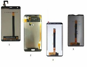 Full lcd display touch screen For Ulefone Power 1 2 3 5