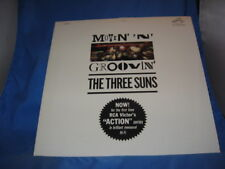The Three Suns - Movin' 'N' Groovin' 1962 RCA LPM-2532 EXCELLENT[INV-34]