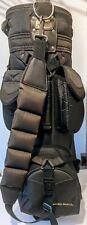 Pro Select Golf Bag, 6 way divider, 8 Pockets and a free Bushnell Binoculars.