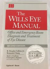 The Wills Eye Manual Diagnosis and Treatment of Eye Disease 2nd Edition Signed