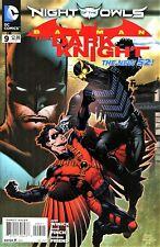 Batman The Dark Knight #9 The New 52! Robin Signed By Artist David Finch