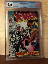 Uncanny X-Men #283 (Dec 1991, Marvel) CGC 9.6 1st full app of Bishop, Malcolm