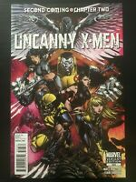 Uncanny X-Men #523 Variant 2010 Marvel Comic Book Wolverine