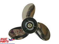 """YAMAHA OEM Outboard Propeller 68G-45974-10-00 Reliance 13-3/4"""" Diameter 19 Pitch"""