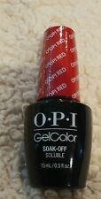Gel Polish OPI GelColor Soak Off Nail Colours 15ml 0.5oz Choose Any * Series 1