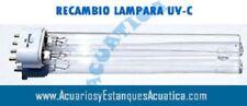 LAMPARA 36W RECAMBIO ESTERILIZADOR UV ULTRAVIOLETA ACUARIO ESTANQUE BOMBILLA