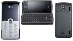 LG KT615 Silver Brand New (Unlocked) Cellphone