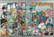 WildCATS 1-6 & Special Image Comics complete run 1 2 3 4 5 6 Jim Lee Relaunch DC