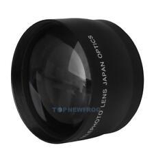 2X 52mm High Speed Telephoto Lens for AF-S DX Nikkor 18-55mm Nikon  TN2F