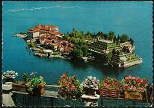 AD4647 Isola Bella (VB) - Panorama dall'alto - Cartolina postale - Postcard
