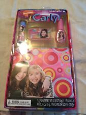 iCarly Cosmetic Set NIB Factory Sealed Nickelodeon