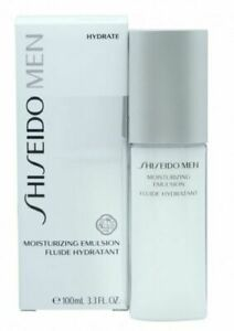 Shiseido Moisturizing Emulsion for Men 3.3 oz                                M2