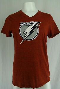 Tampa Bay Lightning NHL Touch by Alyssa Milano Women's Graphic T-Shirt