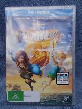 TINKER BELL & THE PIRATE FAIRY(DISNEY) DVD + DIGITAL HD DVD G R4 SEALED
