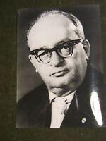Berlin-DDR-Ostberlin Pressefoto Porträt von Friedrich Ebert SED 1960.Jahre