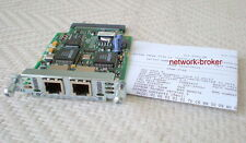 Cisco vic-2fxs Two-Port FXS Voice/fax Interface Card