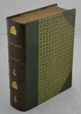 Herman Melville - Moby Dick - First Illustrated Edition 1930 - Fine Binding