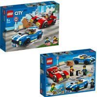 Lego City Police Highway Arrest (60242)