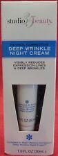 Retinol Corrective Deep Wrinkle Night Cream Full Size Free Shipping Anti Aging