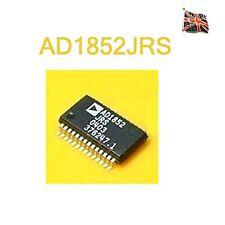 Ad1852jrs IC stereo,24-bit,192 kHz, Multibit SIGMA DELTA DAC UK STOCK