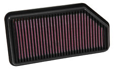 K&N 33-3009 High Flow Air Filter for KIA RIO 1.2 2014-16