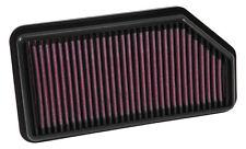 K&N 33-3009 High Flow Air Filter for KIA RIO 1.2 2014-16