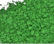 Chromium Oxide Green Powder Matte Pigment - 1 oz lower shipping