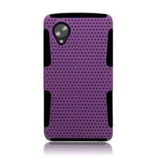Fundas y carcasas Para LG Nexus 5 de plástico de color principal negro para teléfonos móviles y PDAs