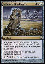 MTG Magic - (C) Archenemy - Fieldmist Borderpost - SP