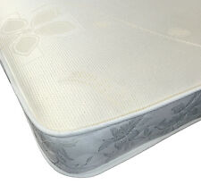 3ft 190 x 90 x 17 (cm) Budget Memory Foam Spring Mattress, Single Mattress