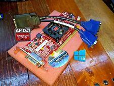 AMD HD 8350 1GB Video Card Dual Monitor VGA HP Compaq Elite 8100 8200 8300 SFF